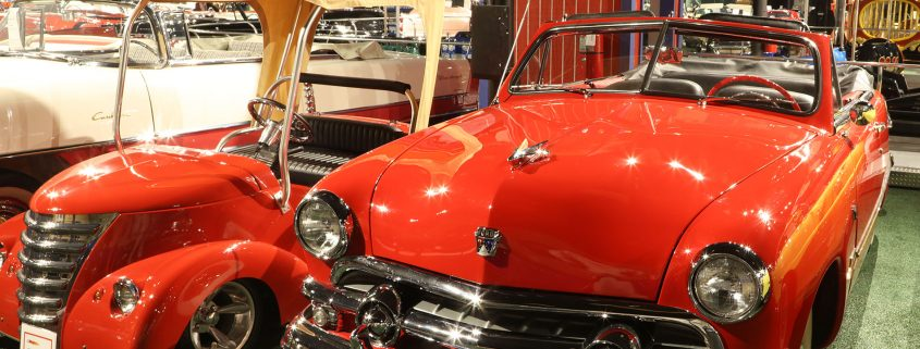 1951 GOTF FORD CUSTOM DELUXE CONVERTIBLE