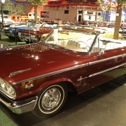 1963 Ford Galaxie 500 XL R Code Convertible