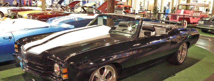 1971 Chevrolet Chevelle Malibu SS Custom Convertible