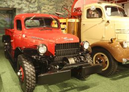 1947 DODGE POWER WAGON PICKUP
