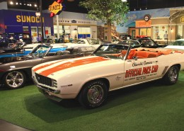 1969 Chevrolet Camaro RS/SS Indy Pace Car