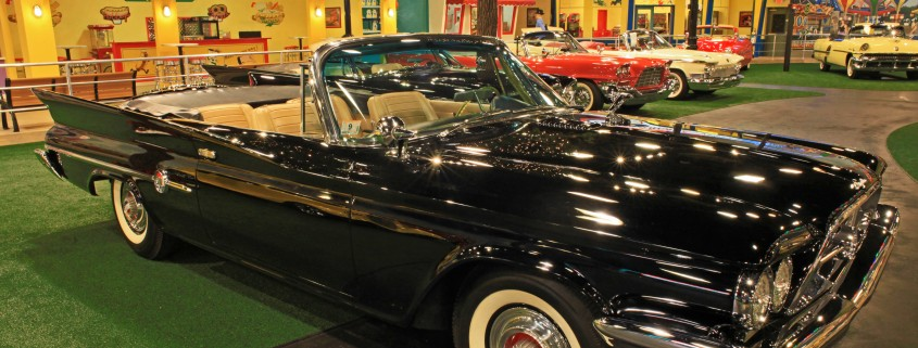 1960 Chrysler 300F Convertible