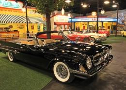 1961 Chrysler 300 G Convertible