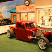 1926 Ford/1946 Diamond t- Street Rod Pickup Roadster