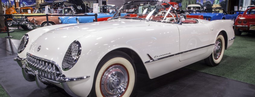 1954 Chevrolet Corvette Convertible