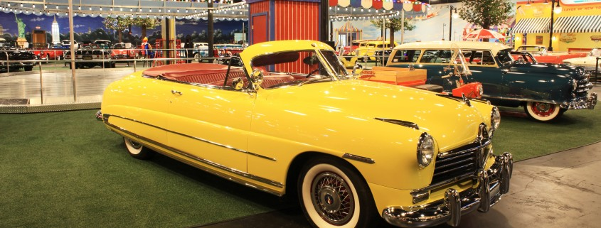 1949 Hudson Commodore Convertible