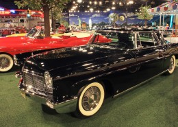1956 Lincoln Continental Mark II 2 Door Coupe