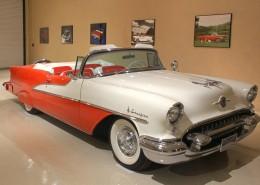 1955 Oldsmobile 98 Starfire Convertible