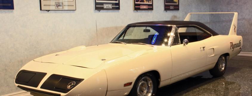 1970 Plymouth Superbird 2 Door Hardtop