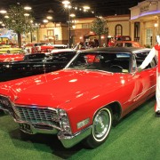 Elvis' 67 Cadillac Coupe De Ville