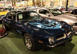 1974 Pontiac Trans Am Super Duty - john staluppi