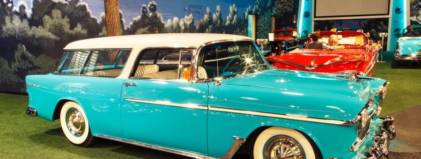 1955 Chevrolet Nomad Station Wagon