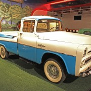 1957 Dodge D-100 Sweptside Pickup