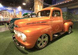 1951 Ford F1 Custom Pickup