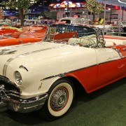 1956 Pontiac Star Chief Convertible