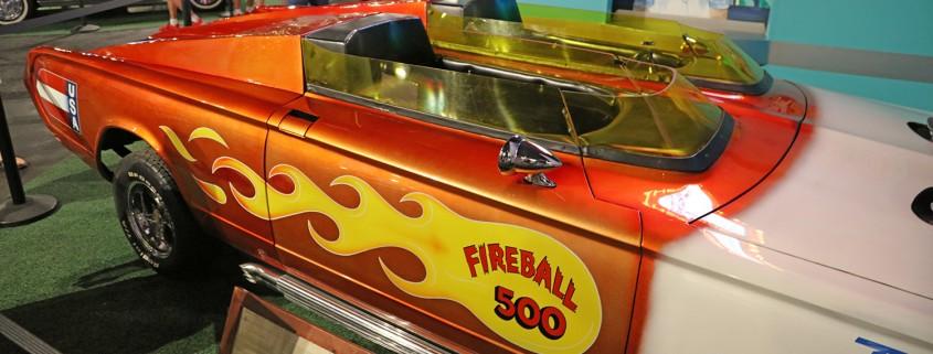 "1966 Plymouth Barracuda Custom ""Fireball 500"""