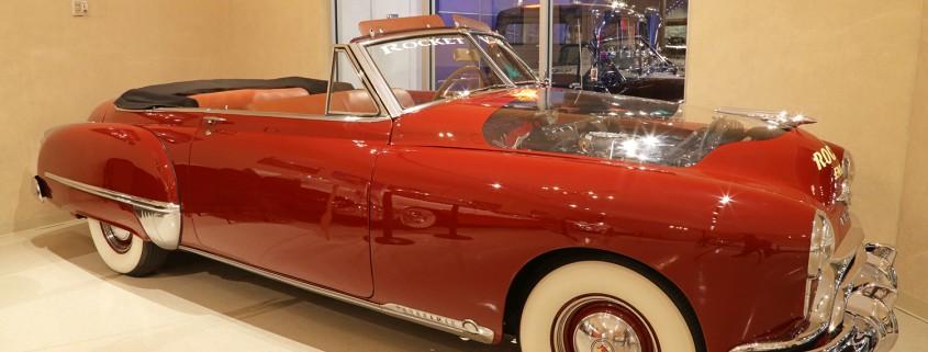 1949 Oldsmobile 98 Futuramic Convertible
