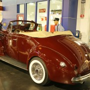1936 Packard Custom Convertible