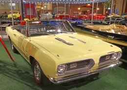 1968 Plymouth Barracuda Convertible