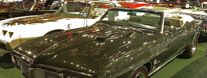 1969 Pontiac Firebird 400 Convertible