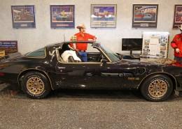 "1977 Pontiac Firebird Trans Am ""Smokey and the Bandit"" Promo Car"