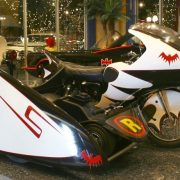 John Staluppi Car Museum - Bat cycle