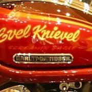 John Staluppi Car Museum - Evel Knievel