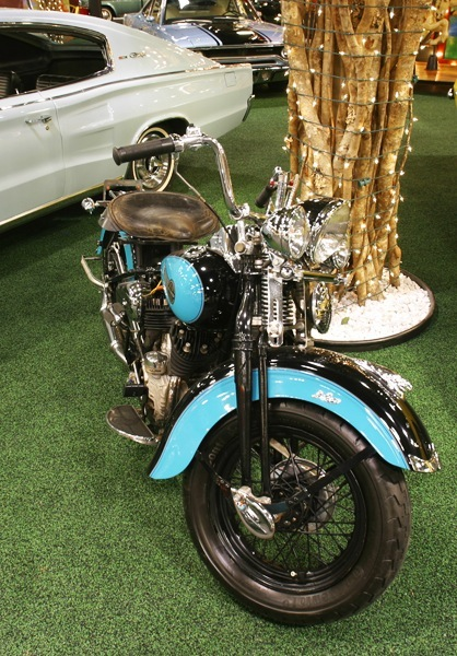 Past Collection - 1947 Harley Davidson - Welcome to Cars of
