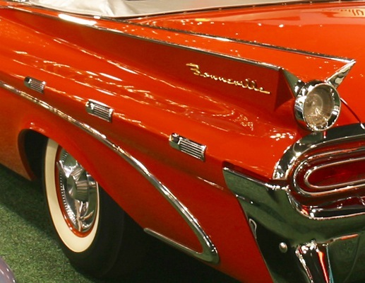 Past Collection - 1959 Pontiac Bonneville - Welcome to Cars