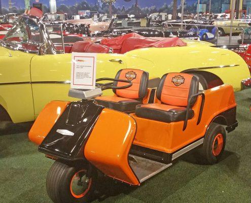 1971 Harley-Davidson Golf Cart John Staluppi
