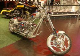 2005 BIG DOG RIDGEBACK CUSTOM CHOPPER