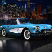 1960 CHEVROLET CORVETTE 283/290 FUELIE