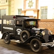 1929 Ford Model AA Chicago Police Paddy Wagon