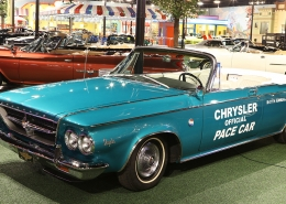 1963 Chrysler 300 Official Pace Car