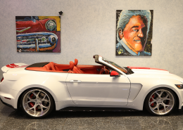 2015 Ford Mustang Custom Convertible