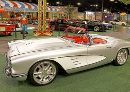 1962 chevy corvette custom convertible