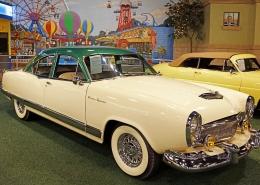 1954 kaiser special club sedan