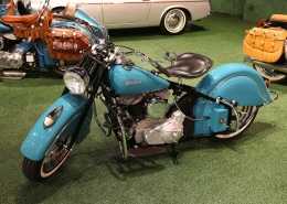 1947 Indian Chief Motorcycle
