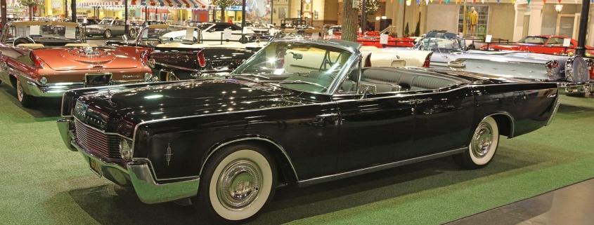 1966 Lincoln Continental 4-Door Convertible
