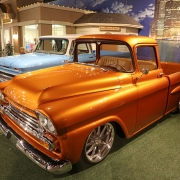 1958 Chevrolet 3100 Custom Pickup