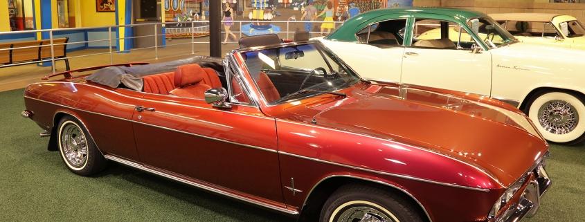 1966 Corvair Monza Convertible