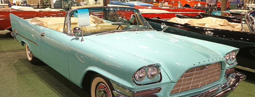 1958 Chrysler 300D Convertible