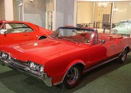 1967-Oldsmobile-442-Convertible