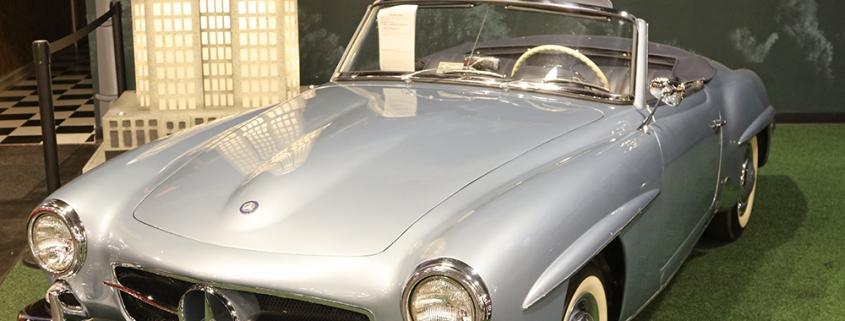 1959-mercedes 190SL